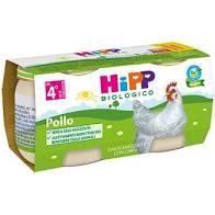 HIPP BIO HIPP BIO OMOGENEIZZATO POLLO VITELLO 2X80 G - DrStebe