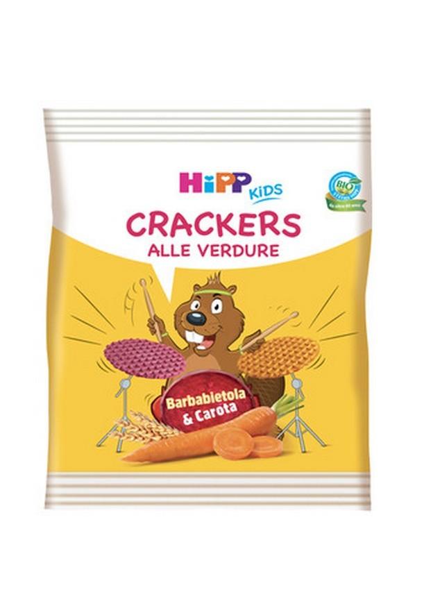 HIPP BIO CRACKERS ALLE VERDURE 25 g - Farmalke.it