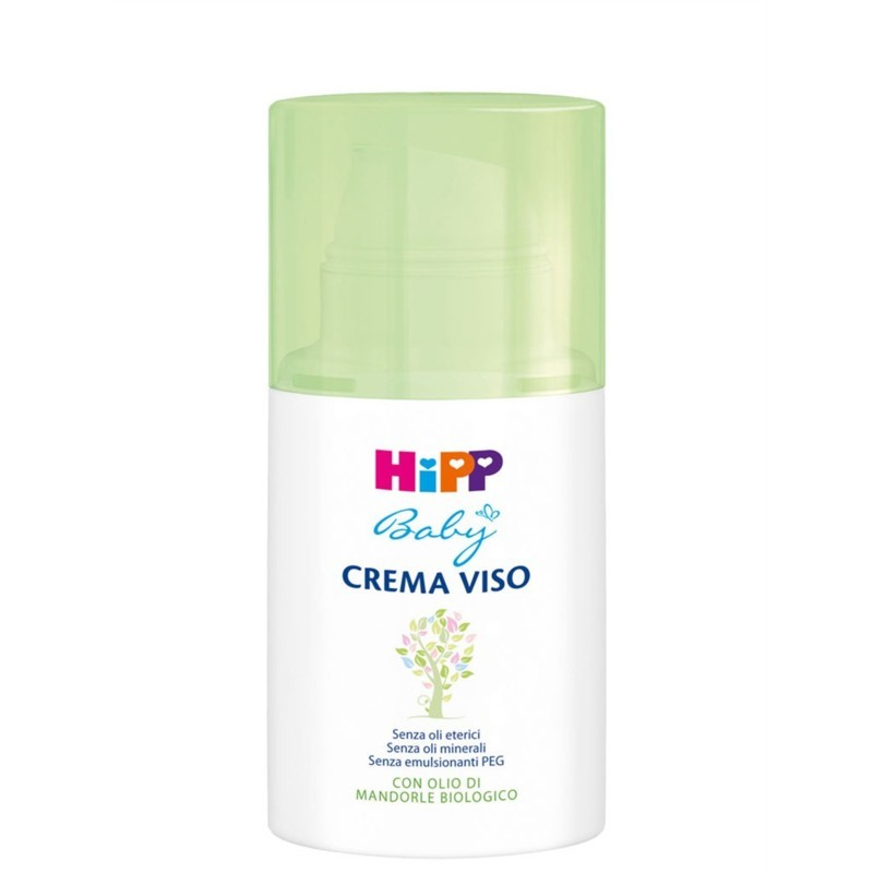 Hipp Crema Viso 50ml - Iltuobenessereonline.it
