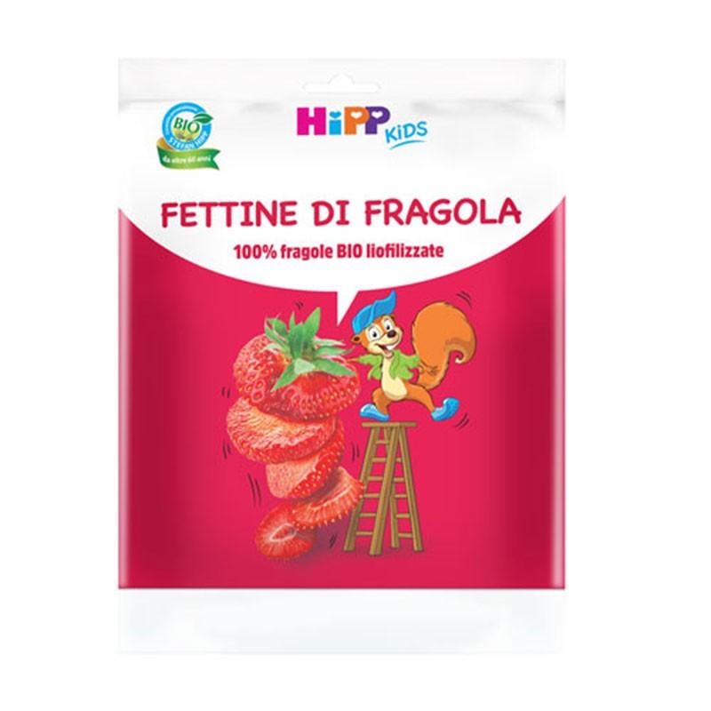 HIPP FETTINE DI FRAGOLA 10 G - Iltuobenessereonline.it