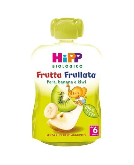 HIPP FRUTTA FRULL PERA, BANANA E KIWI  - Iltuobenessereonline.it