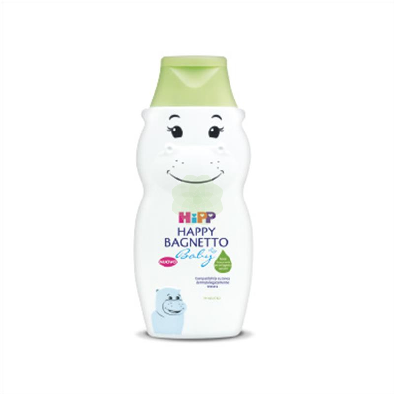 HIPP HAPPY BAGNETTO IPPOPOTAMO 300 ML - Iltuobenessereonline.it
