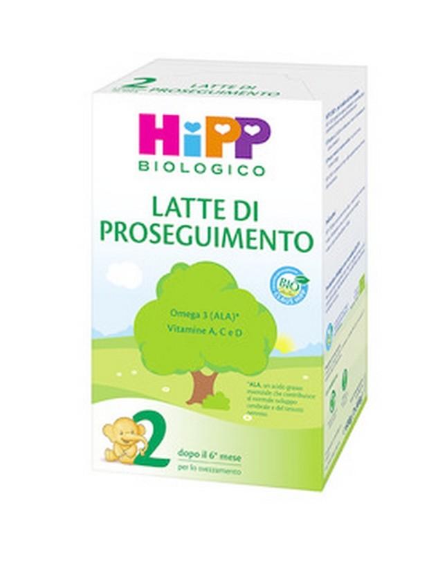 HIPP LATTE DI PROSEGUIMENTO 2 IN POLVERE - Iltuobenessereonline.it