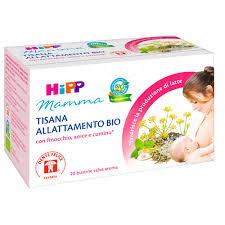 HIPP MAMMA BIO TISANA ALLATTAMENTO 20 FILTRI - Spacefarma.it