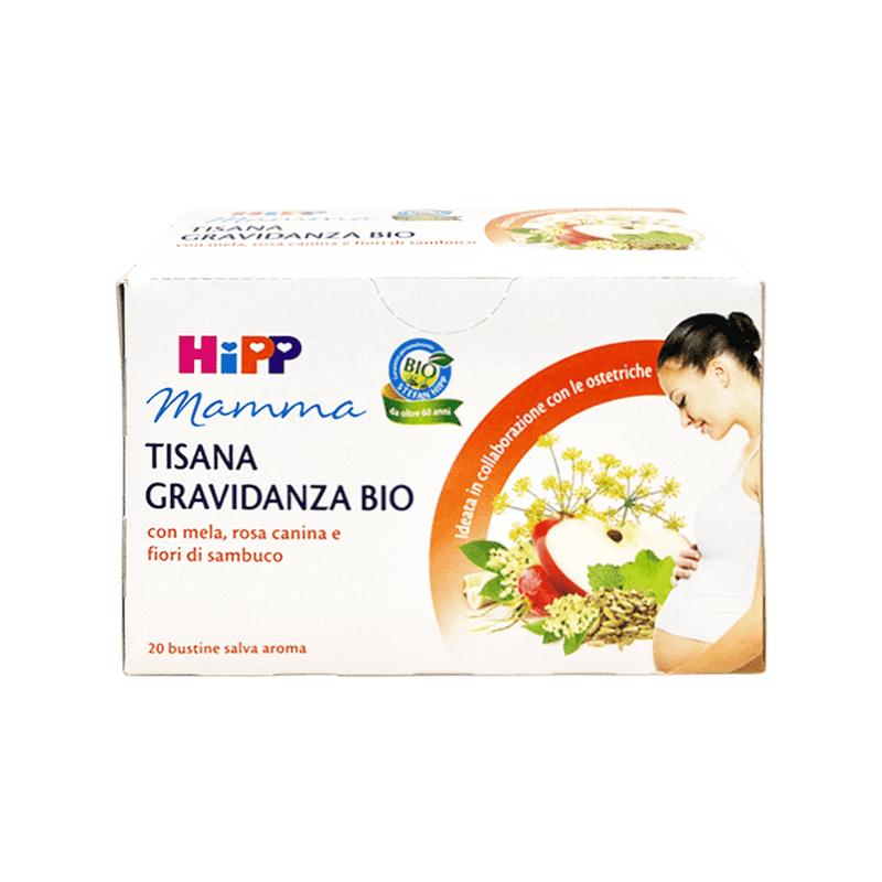 HIPP MAMMA BIO TISANA GRAVIDANZA 20 FILTRI - Farmalke.it
