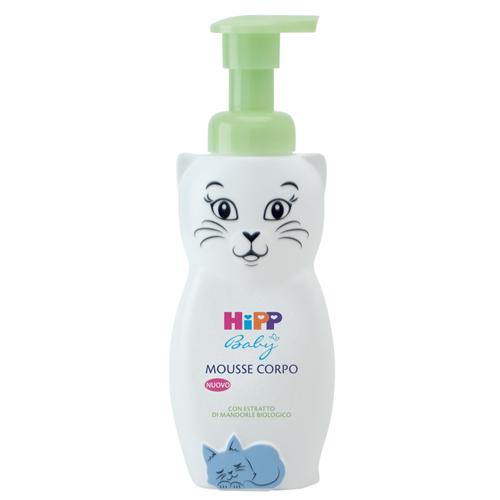 HIPP MOUSSE CORPO GATTO 150ML - Iltuobenessereonline.it