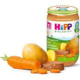 HIPP BIO BABY SPEZZATINO VERD 250 G - Farmajoy