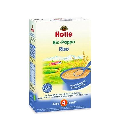 Holle Baby Bio Pappa di riso - Iltuobenessereonline.it