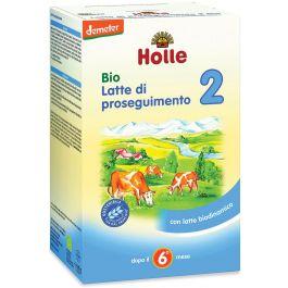 HOLLE BIO 2 LATTE PROSEGUIMENTO 300G - Iltuobenessereonline.it