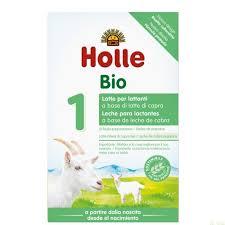 Holle Latte per Lattanti 1 a base di Latte di Capra Bio 1 - Iltuobenessereonline.it
