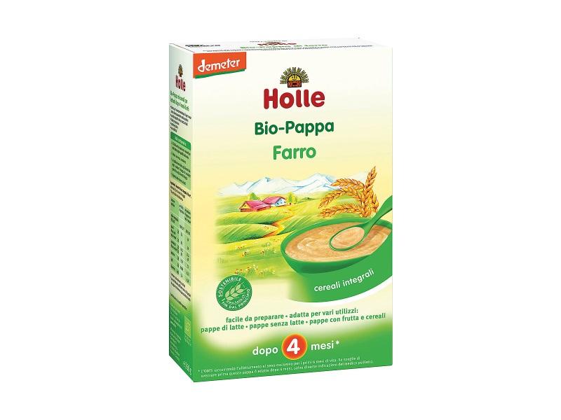 Holle Pappa Farro Bio 250g - Sempredisponibile.it