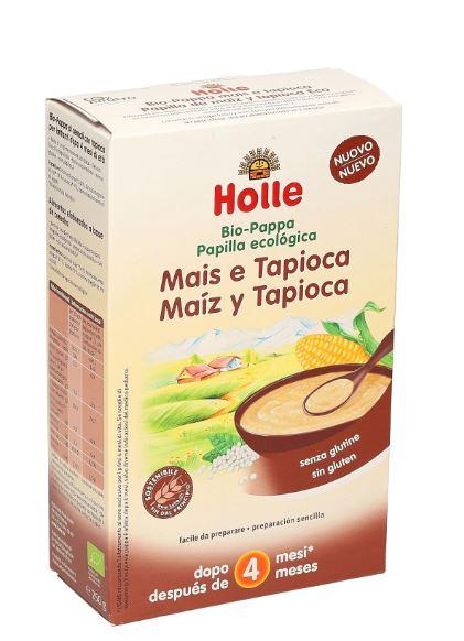 HOLLE PAPPA MAIS E TAPIOCA 250 G - Farmacia33