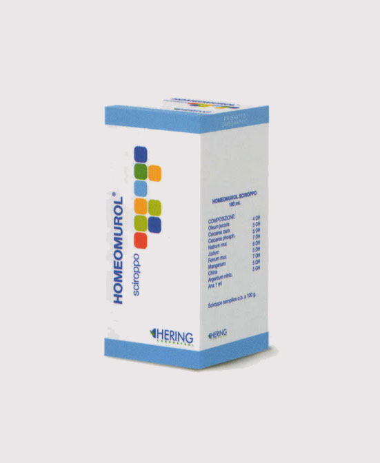 HOMEOMUROL SCIROPPO 180ML - Farmapage.it
