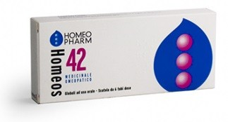HOMEOS 42 GLOBULI - Speedyfarma.it
