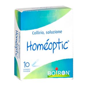 Homeoptic Collirio Monodose 10 Fiale da 0,4ml - Arcafarma.it
