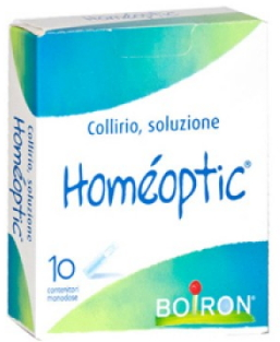 HOMEOPTIC COLLIRIO MONODOSE 10 FIALE 0,4 ML - Farmaciacarpediem.it