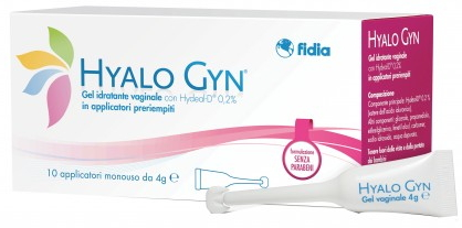 HYALO GYN GEL 10 APPLICATORI MONODOSE - Farmaciacarpediem.it