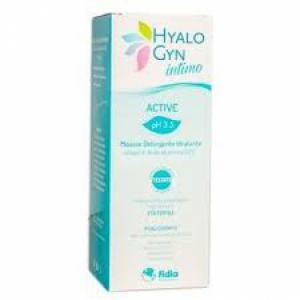 HYALO GYN INTIMO MOUSSE ACTIVE 200 ML - farmaciadeglispeziali.it