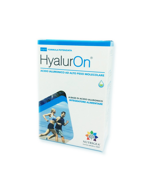 Nutrigea Hyaluron Integratore Acido Ialuronico 30ml  - Farmastar.it
