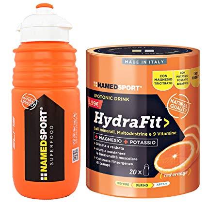 NAMED HYDRAFIT BARATTOLO 400 G + BORRACCIA OMAGGIO - Farmaconvenienza.it