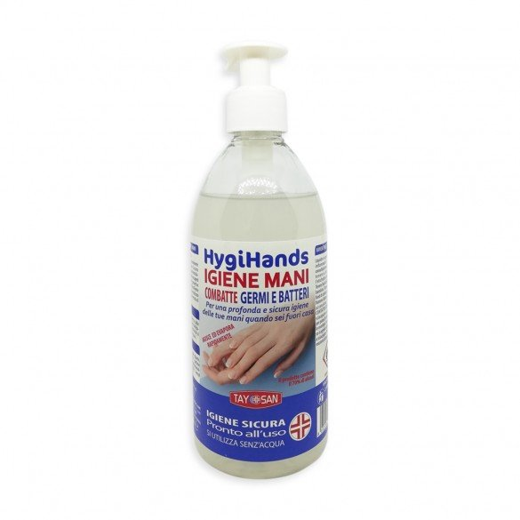 HYGIHANDS IGIENE MANI 500 ML - pharmaluna