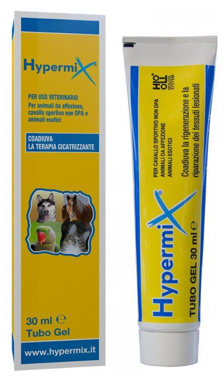 HYPERMIX CREMA/GEL TUBO 30 ML - Farmacia Centrale Dr. Monteleone Adriano