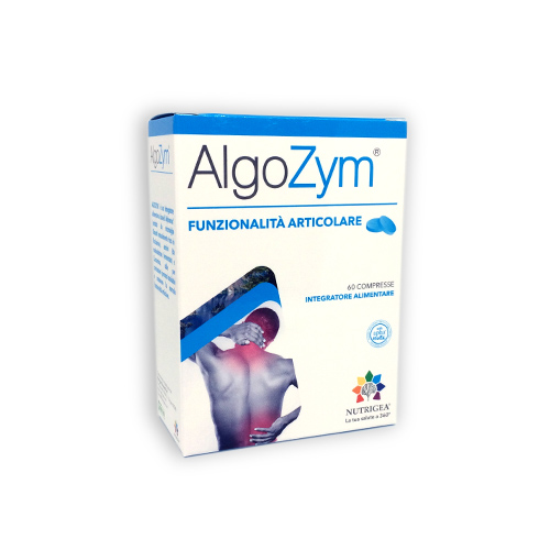 Nutrigea Algozym Integratore Alimentare 60 Tavolette - Farmastar.it