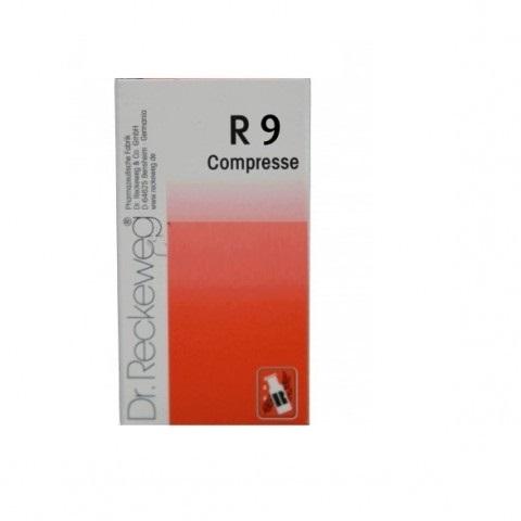 I.M.O.IST.MED. Omeopatica Reckeweg R9 100 Compresse 0,1g - Farmacia 33