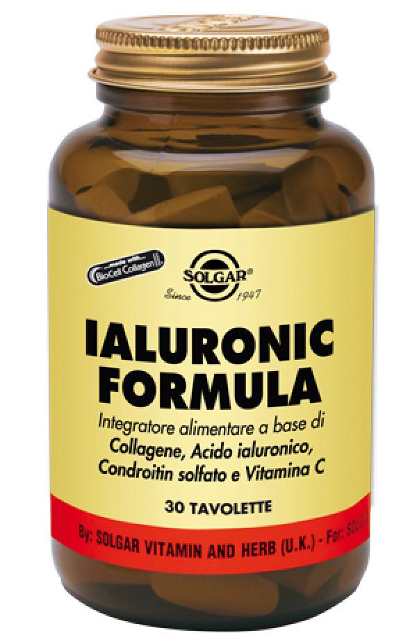IALURONIC FORMULA 30 TAVOLETTE - Farmacia Centrale Dr. Monteleone Adriano
