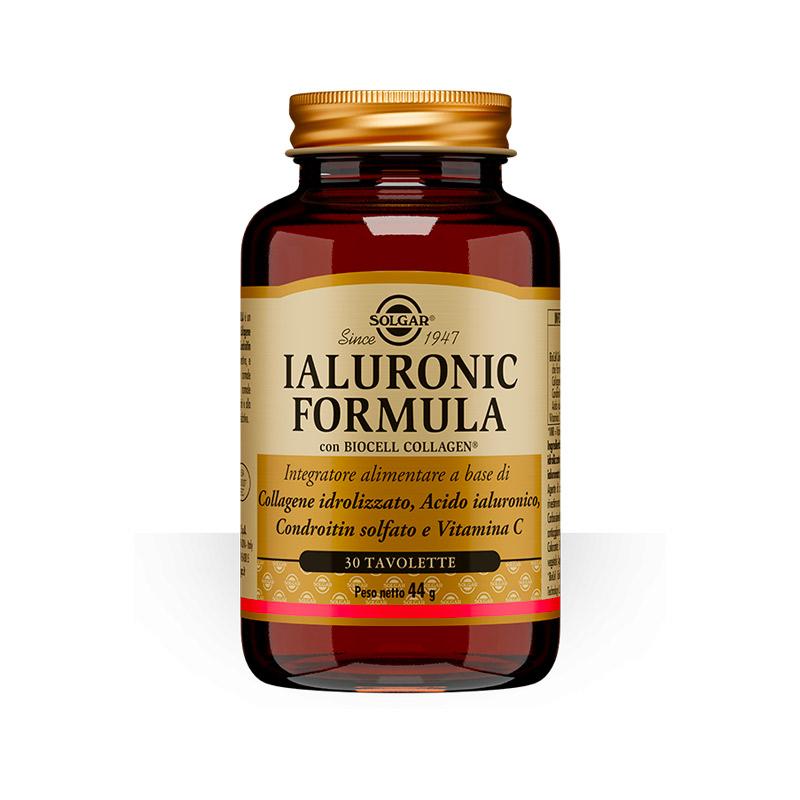 IALURONIC FORMULA 30 TAVOLETTE - Farmafamily.it