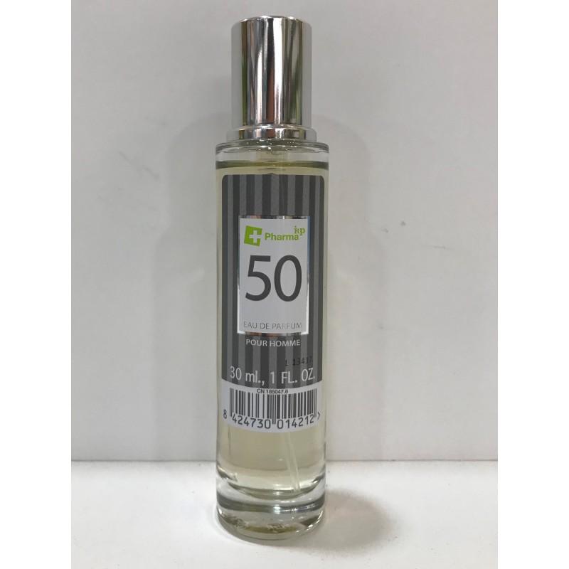 Iap Pharma Profumo Uomo 50 30ml - Sempredisponibile.it