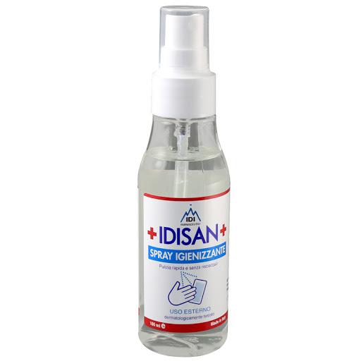 Idisan Spray Igienizzante Mani 100ml - Sempredisponibile.it
