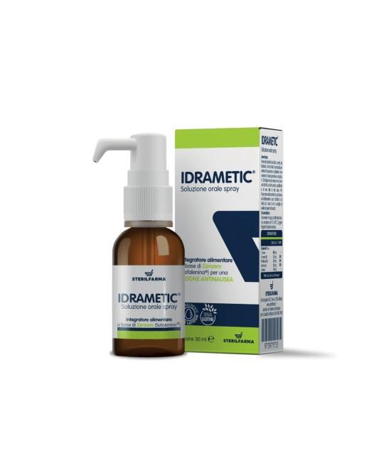 IDRAMETIC SPRAY 30 ML - Farmacia Massaro