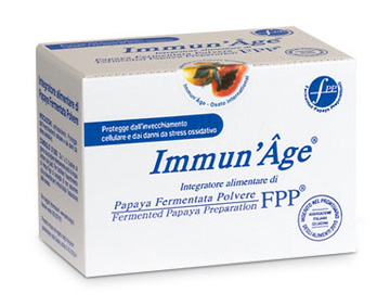 Named ImmunAge Integratore Alimentare Antiossidante Difese Immunitarie 60 Buste da 3g - Farmastar.it