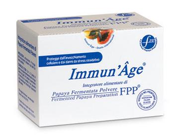 Named ImmunAge Integratore Alimentare Antiossidante Difese Immunitarie 60 Buste da 3g - Farmastar.it