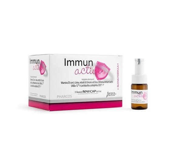 Immunactive Pharcos 15 Flaconcini - Arcafarma.it
