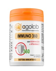 IMMUNO 360 40 CPS - IMMUNOSTIMOLANTE  - Farmacia 33