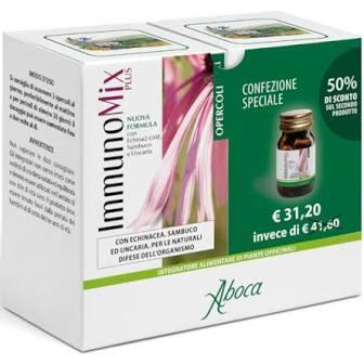 IMMUNOMIX PLUS 50 OPERCOLI + 50 OPERCOLI - Farmacento