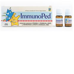Immunoped 14 Flaconcini da 10 ml - Farmalilla