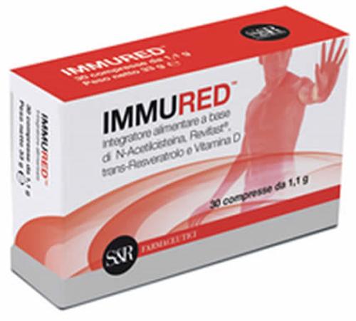 IMMURED 30 COMPRESSE - Farmacia Centrale Dr. Monteleone Adriano