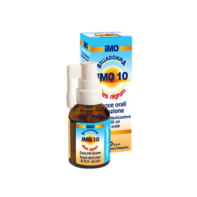 Imo 10 Spray Sublinguale 30ml - Farmastar.it