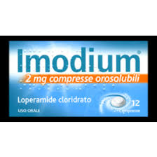 IMODIUM*12CPR OROSOL 2MG - farmaventura.it