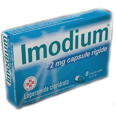 IMODIUM*8CPS 2MG - Farmafamily.it