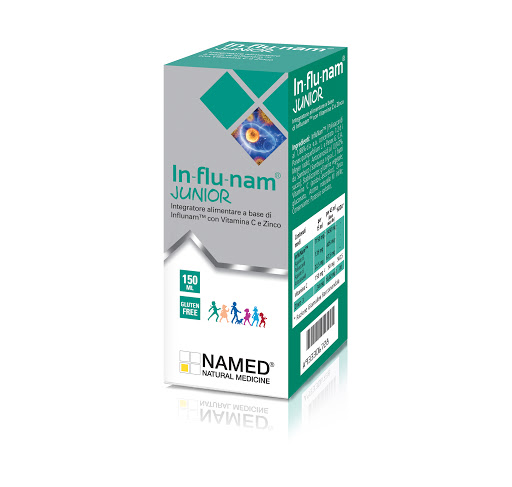 NAMED INFLUNAM DIFESE IMMUNITARIE  BIMBI 150 ML - Farmastar.it