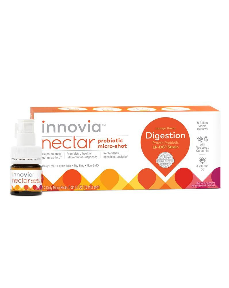 INNOVIA NECTAR DIGESTION 12 FLACONCINI DA 10 ML - Farmapage.it