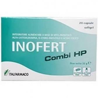 INOFERT COMBI HP 20 CAPSULE SOFT GEL - Farmacia Giotti