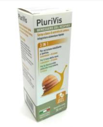 PLURIVIS SPRAY LUMACA MIELE ARANCIA 30 ML - Farmacia 33