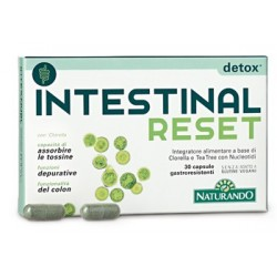 INTESTINAL RESET 30CPR - Iltuobenessereonline.it