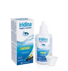 IRIDINA BAGNO OCULARE 120 ML - Farmafirst.it