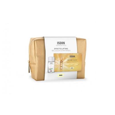 ISDINCEUTICS INSTANT FLASH PACK 5 FIALE + SOLUZIONE MICELLARE 30 ml - Farmaedo.it